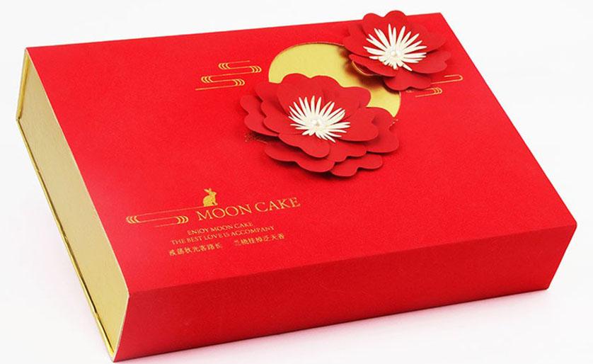 中国红盒子