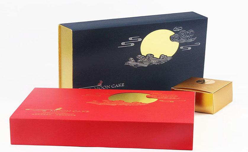 传统月饼盒